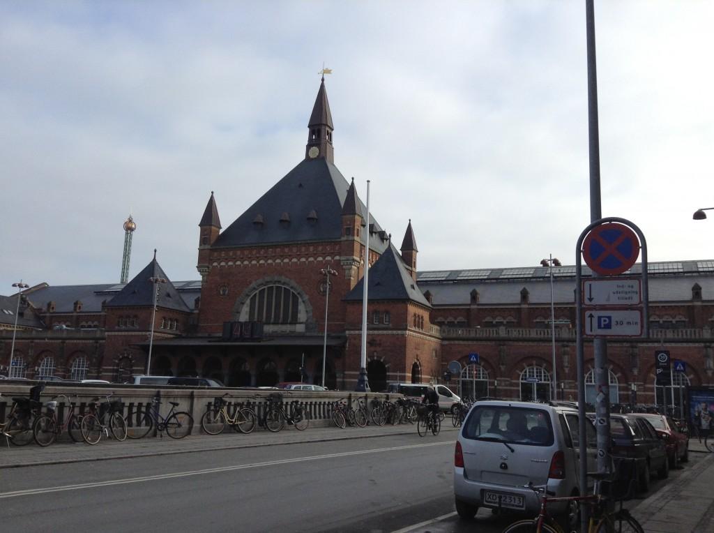 哥本哈根火车站
